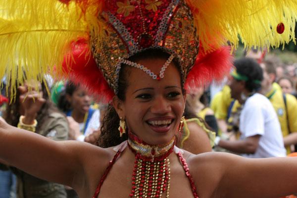 Karneval der Kulturen Pfingsten 2006 in Berlin