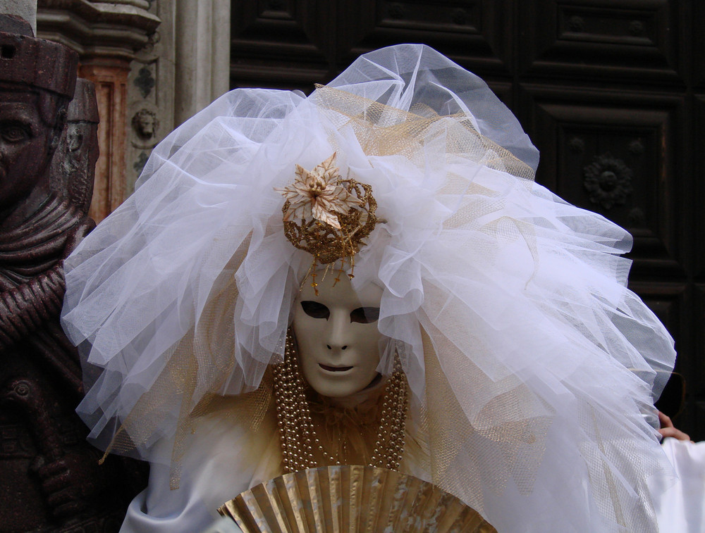 Karneval im Venedig 2008 Teil 13