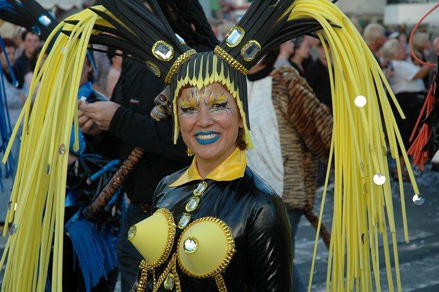 Karneval in Maspalomas