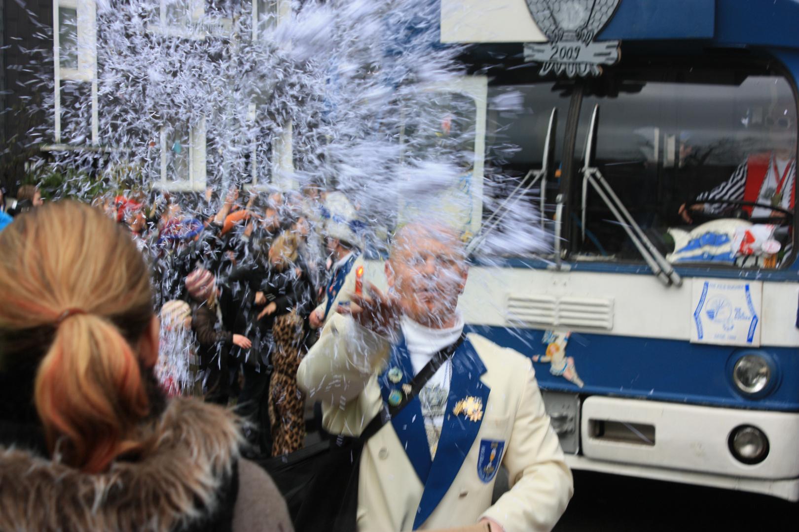 Karneval in Neumühl