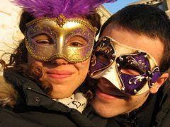 Karneval in Venedig 01