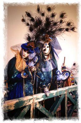 Karneval in Venedig 2002