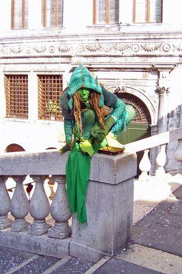 Karneval in Venedig 2010