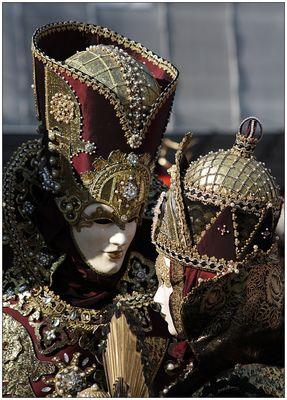 Karneval in Venedig 2011 - III