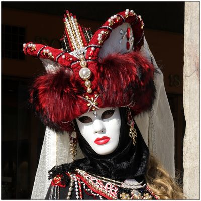 Karneval in Venedig 2011 - VII