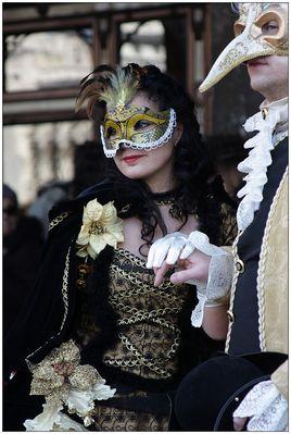 Karneval in Venedig 2011 - VIII