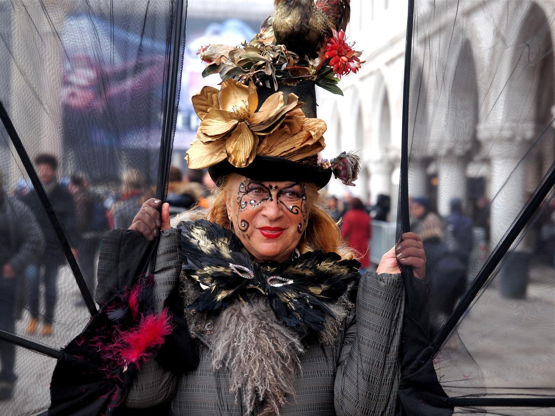 Karneval in Venedig 2012