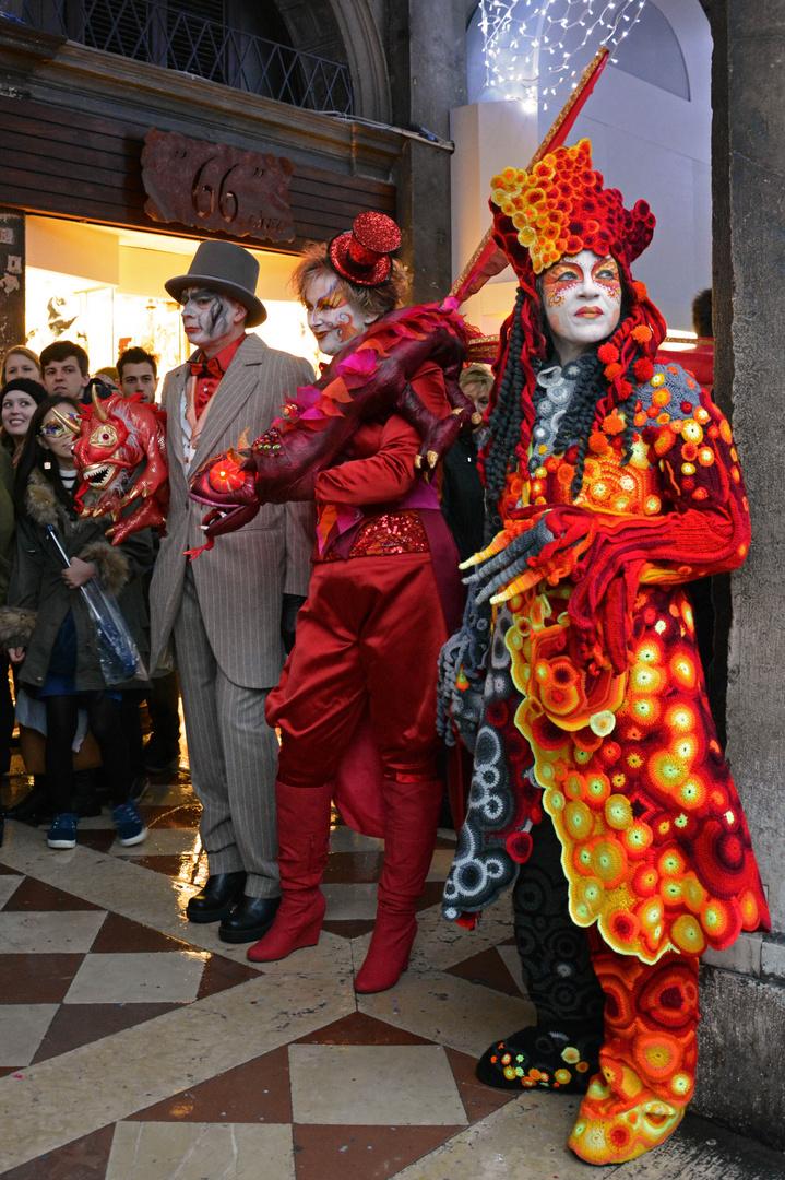 Karneval in Venedig 2014 – Part 4