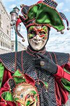 Karneval in Venedig 4