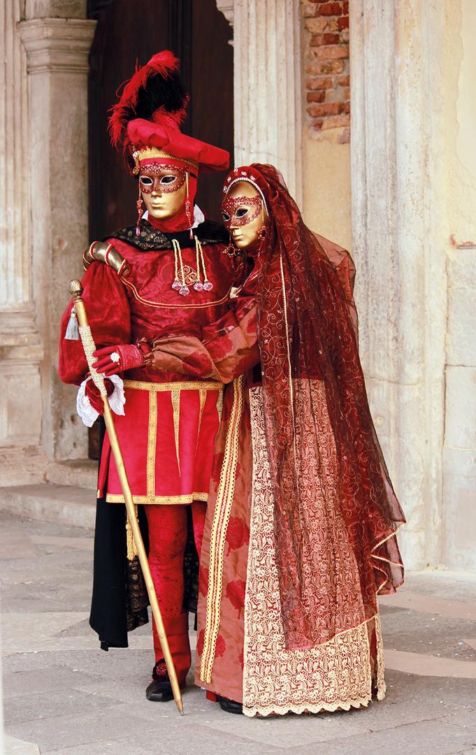 Karneval in Venedig III