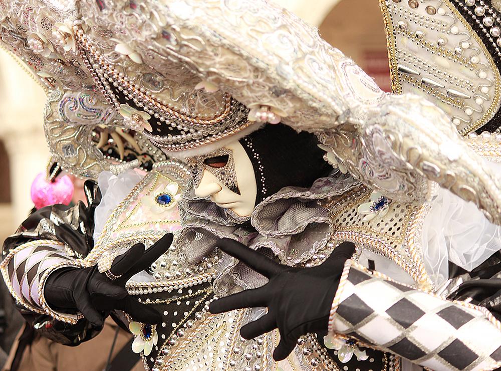 Karneval in Venedig IV