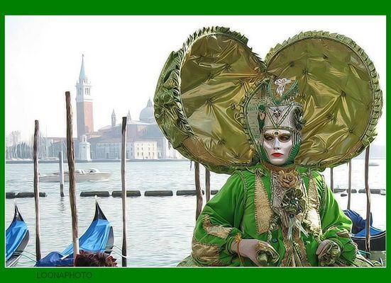 karneval in Venezia