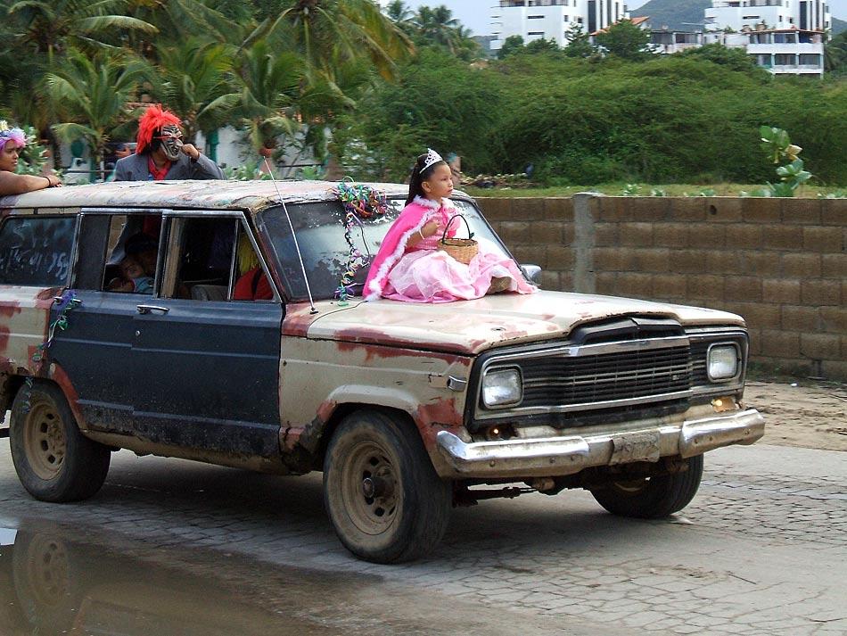 Karneval in Venezuela