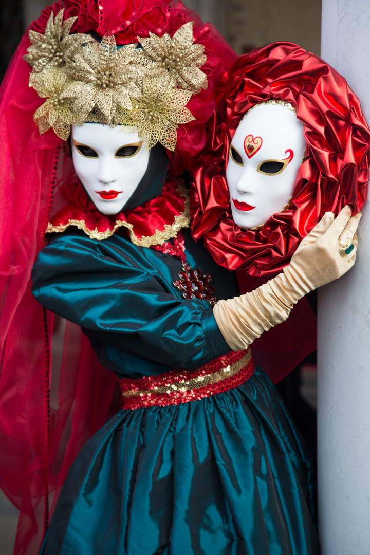 Karneval Venedig 2013