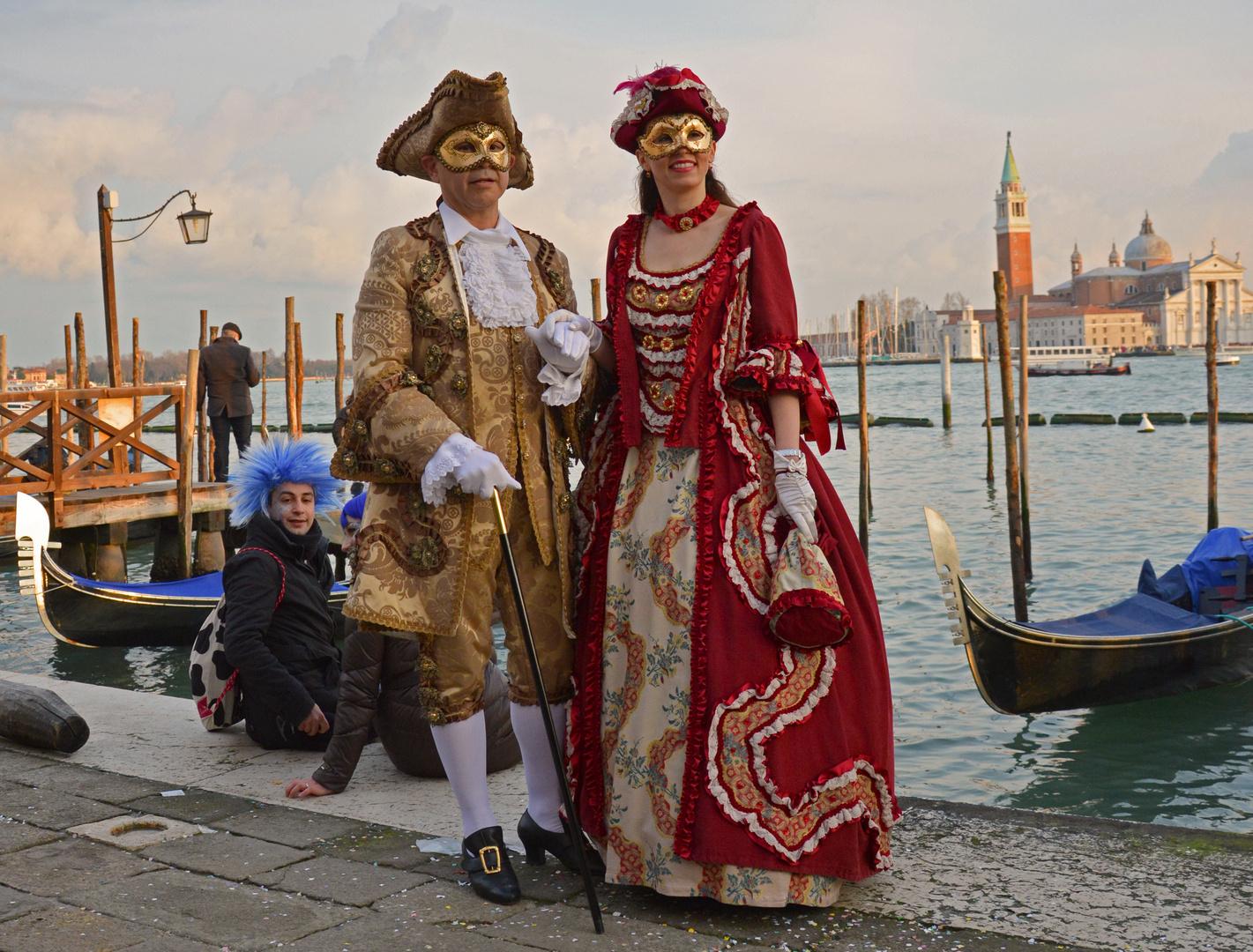 Karneval Venedig 2013 – Part 5