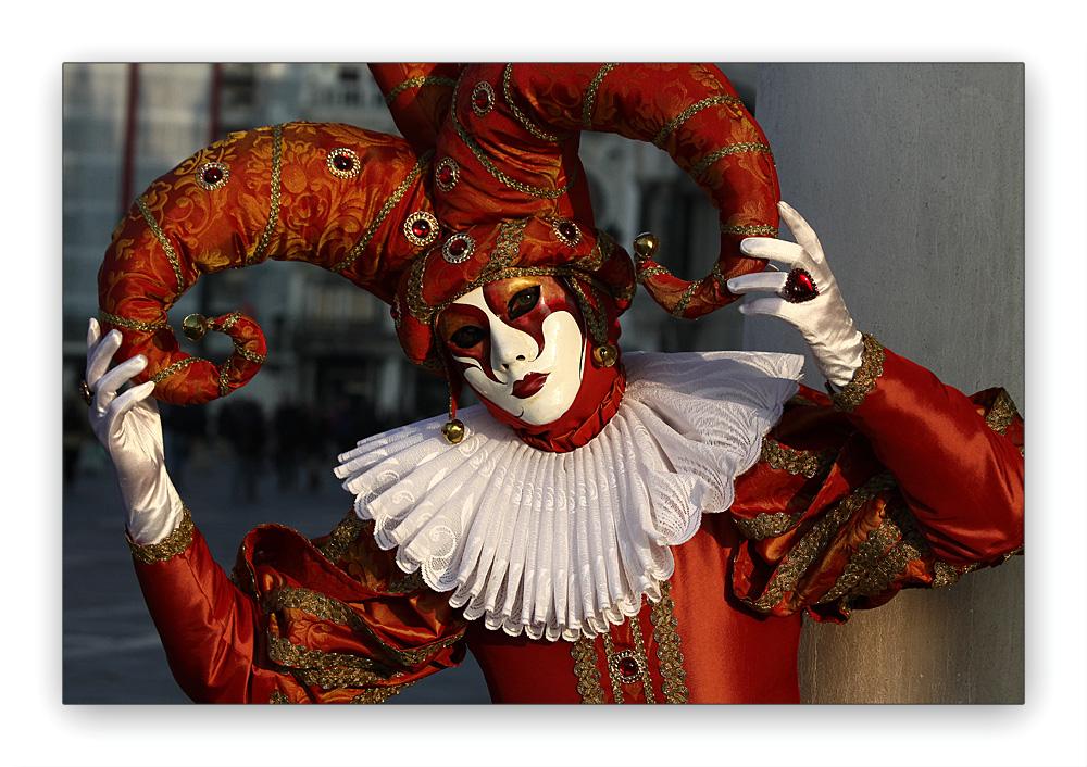 Karneval Venedig - es war einfach so schön