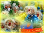 Karnevals-Püppchen ....