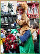 Karnevalsauftakt in Köln