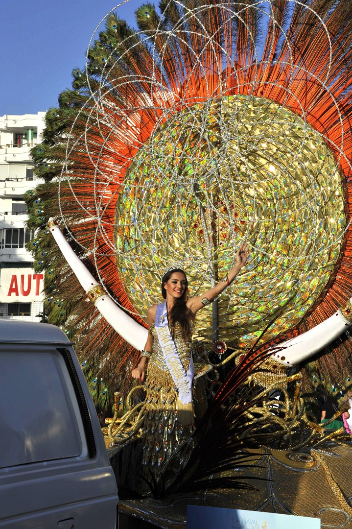 Karnevalskönigin 2011, Gran Canaria