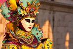 Karnevalsmasken am Markusplatz