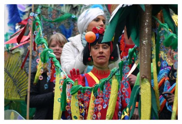 Karnevalsumzug in Paderborn....
