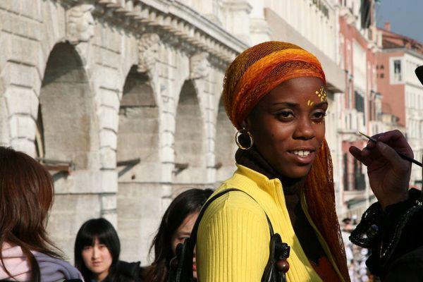 Karnewalle, Venedig