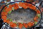 Karpfenmahl
