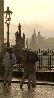 Karsbrücke, Prag