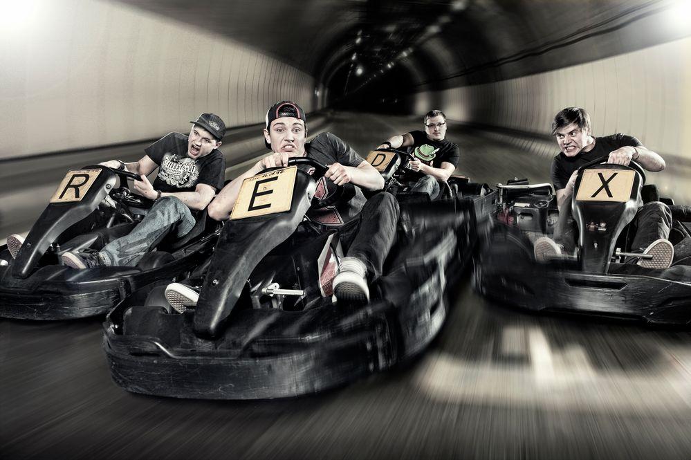 Kart Race von Stefan F. Leitner