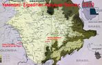 Karte Amazonas- Süd Venezuela
