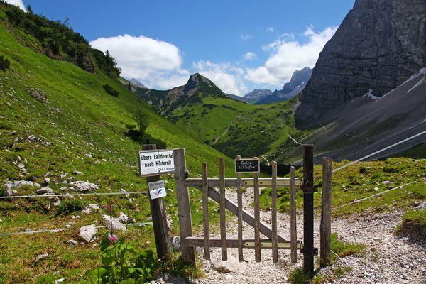 Karwendel-Falkenhütte