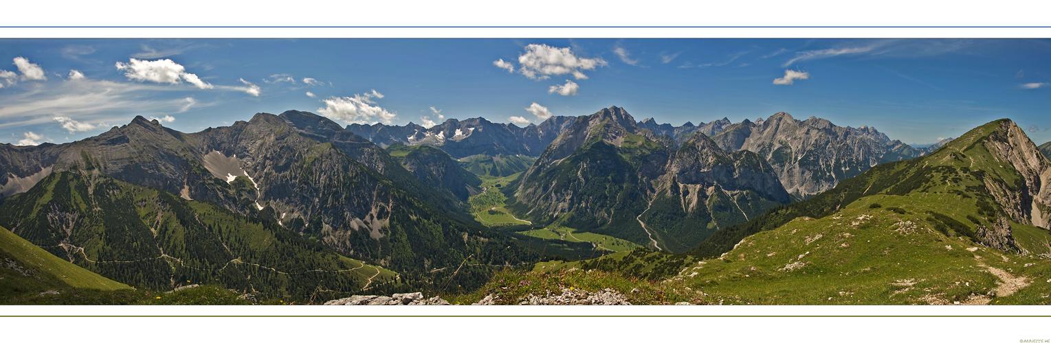 Karwendel-Panorama