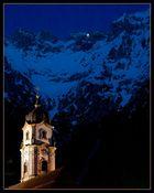 Karwendel wacht über Mittenwald