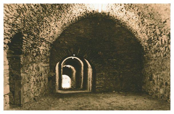 Kasematten von Burg Greifenstein