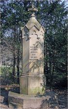 Kaspar Hauser Monument