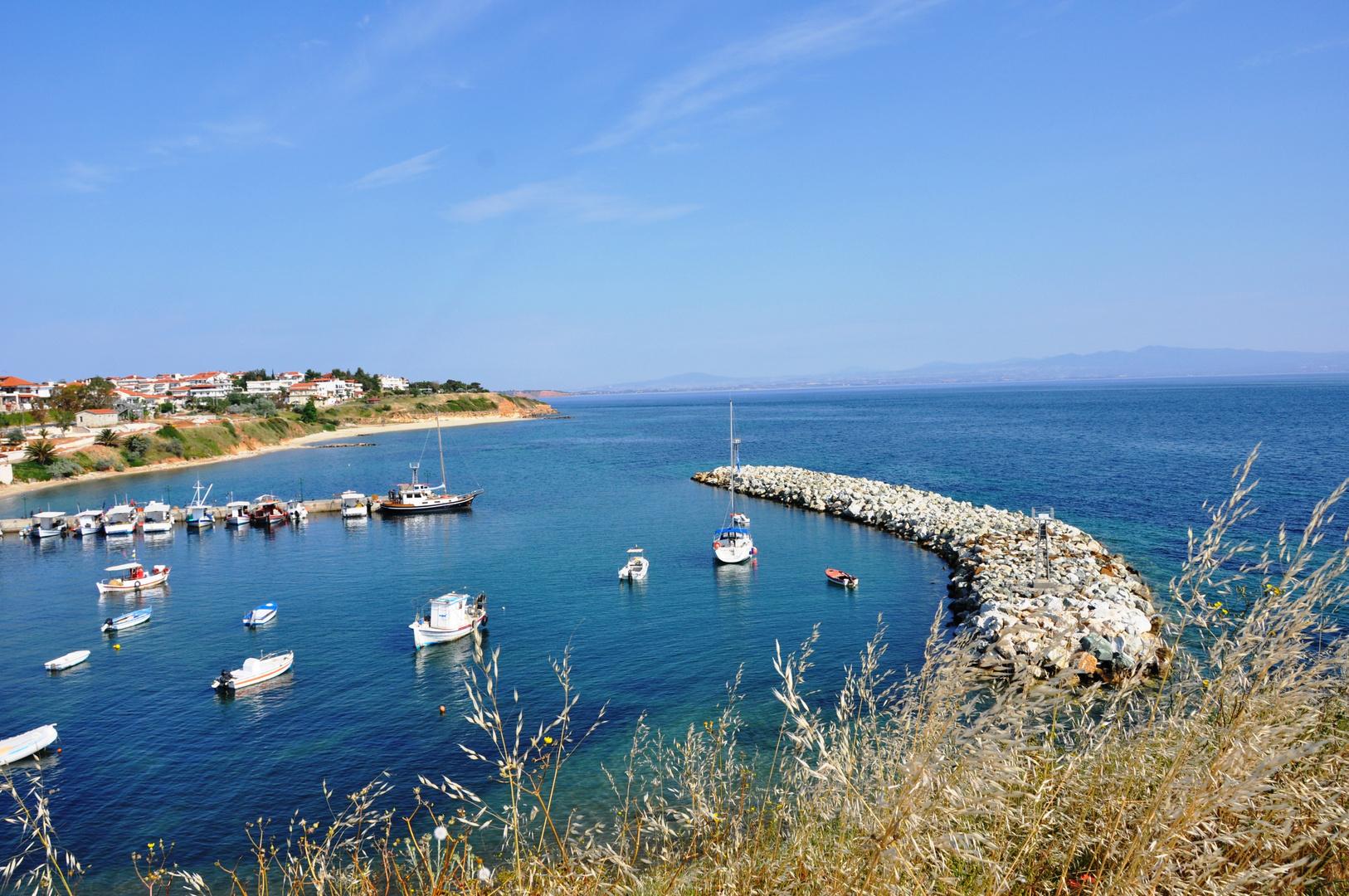 Kassandra, Griechenland