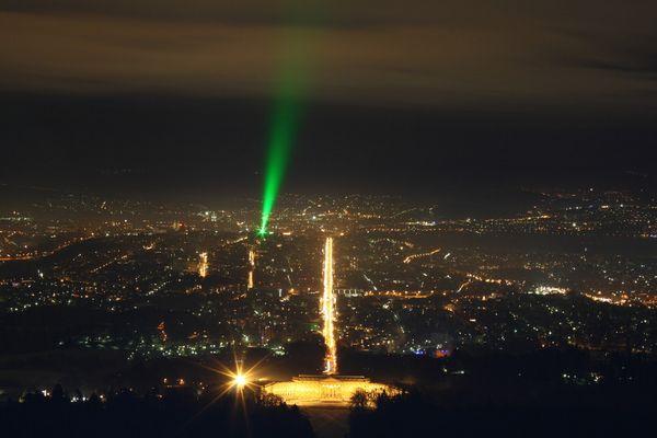Kassel bei Nacht