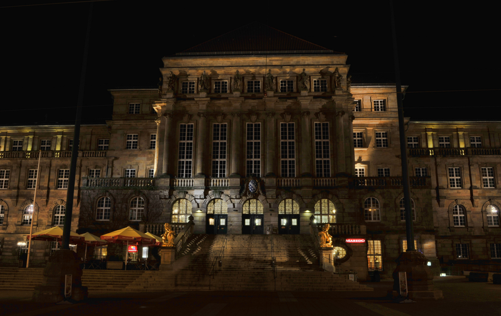 Kassel by night 2