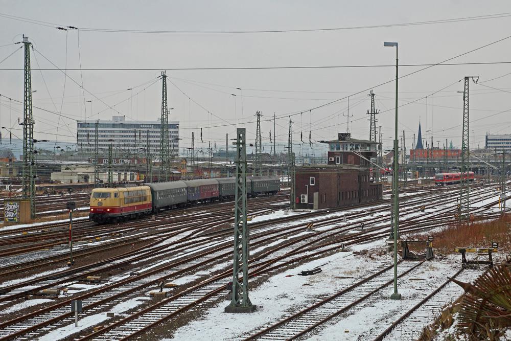 Kassel Hauptbahnhof