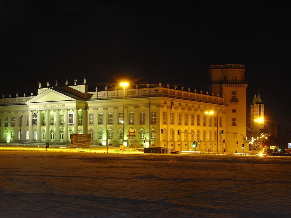 Kassel Nachtimpressionen I