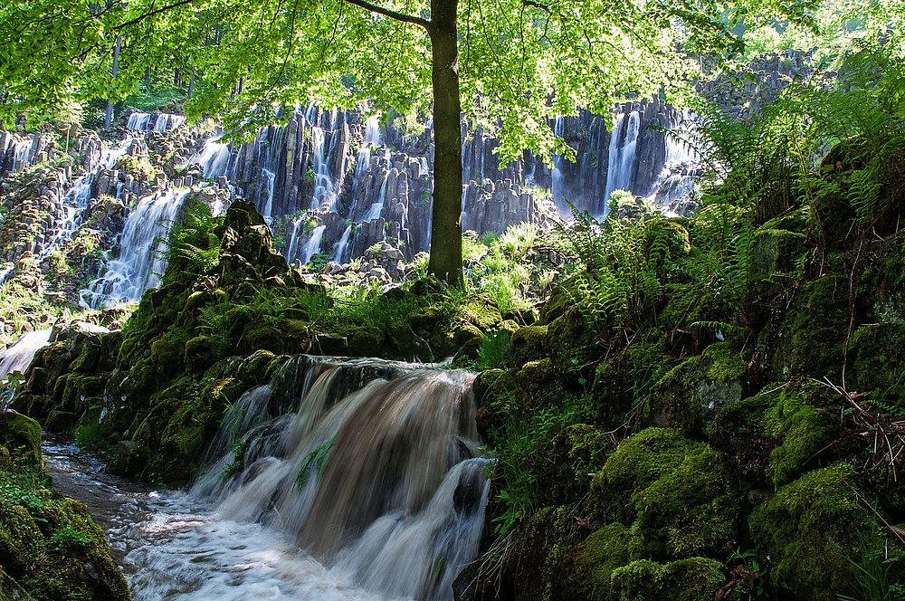 Kassel Wasserspiele Foto Bild Landschaft Wasserf Lle