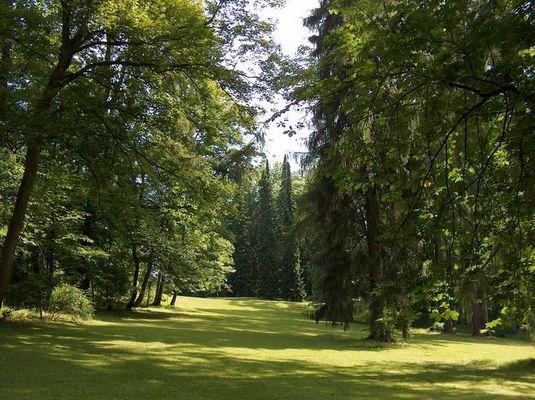 Kassel - Wilhelmshöhe Im Bergpark