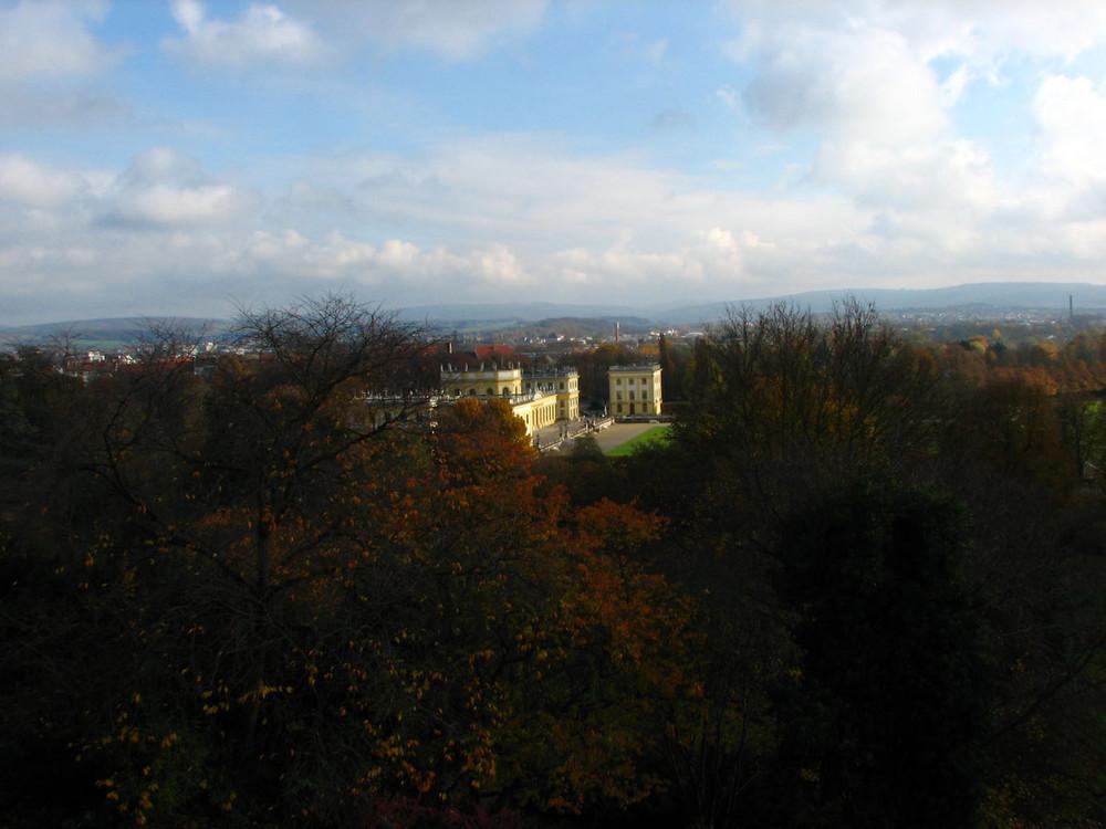 Kassel...Orangerie
