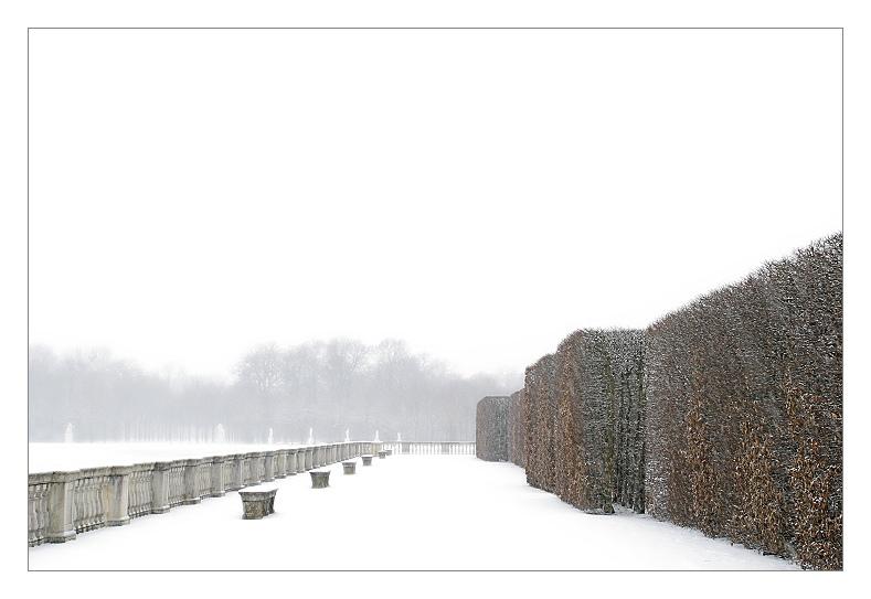 Kassels best side im Winter 2