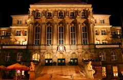 Kassel´s Rathaus by Night
