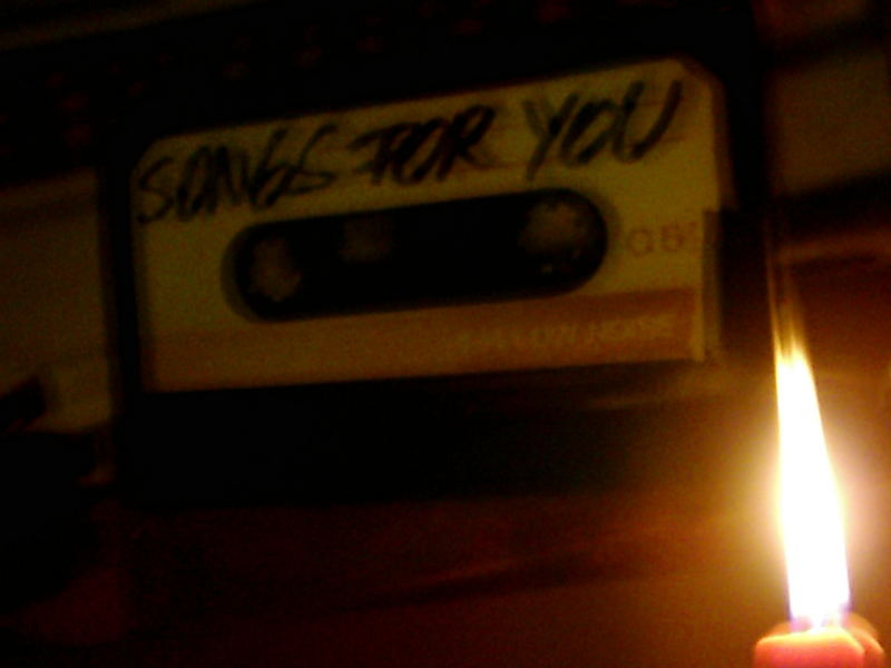 kassettenliebe?