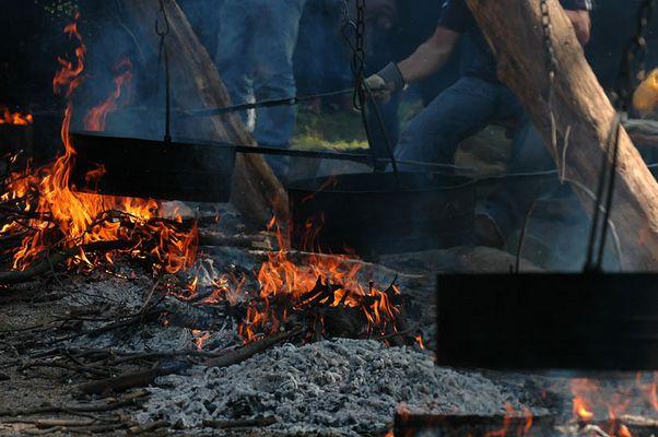 kastanienfeuer