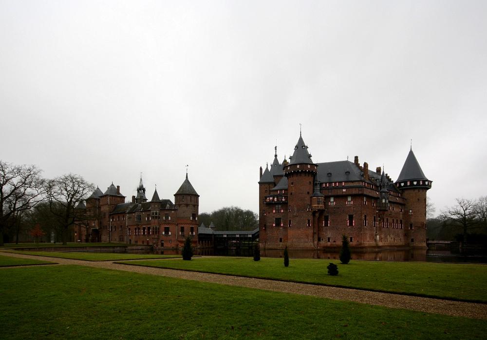 Kasteel de Haar / Utrecht - III -