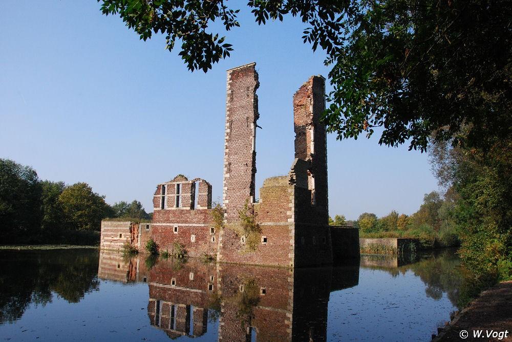 Kasteel Schaesberg, gemeente Landgraaf