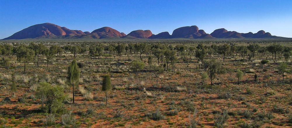 Kata Tjuta - Central Australia #2